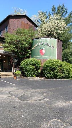 Darlin Jean S Apple Cobbler Cafe Midway Ky