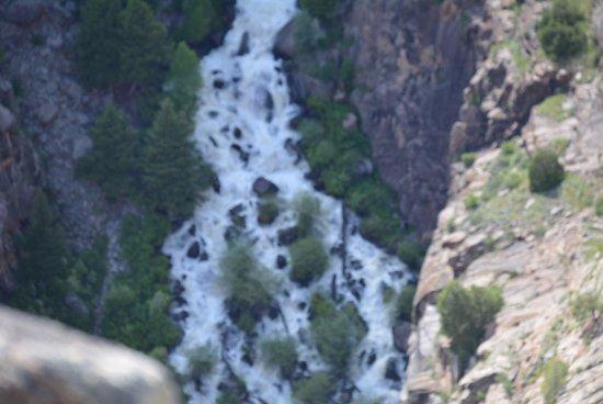 Curecanti Creek : Curricanti Falls