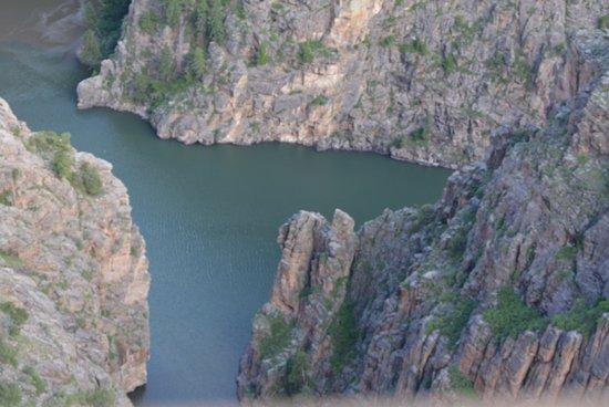 Curecanti Creek : Gunnison River