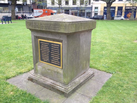 Birmingham Pub Bombings Memorial