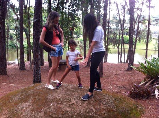 Alambique & Parque Ecologico Vale Verde: Vila dos anões