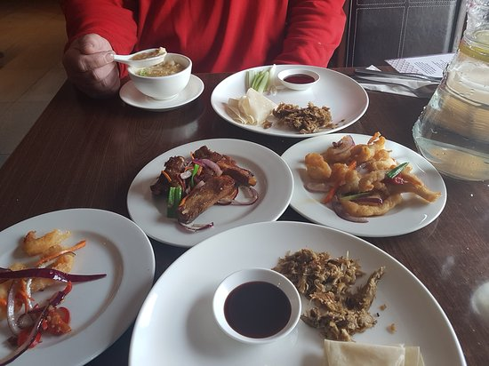 The panda chinese restaurant take away sligo for Asian cuisine athens al