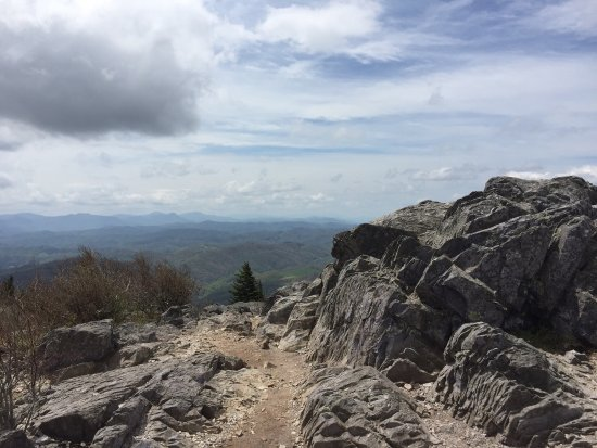 Mouth of Wilson, VA: Grayson Highlands