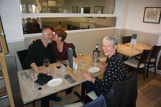 Galleria Restaurant: Souper de famille