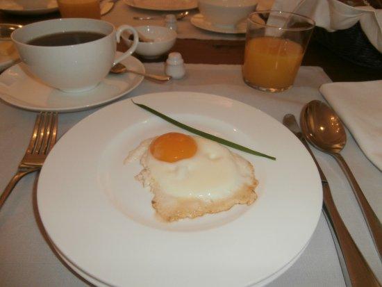 Rosa Linde: Un œuf ou deux. Au choix !