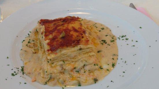L'Uliatt : lasagna vegetariana