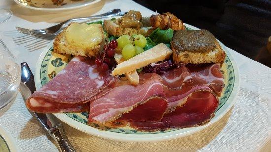 Campagnatico, Itália: La vecchia oliviera