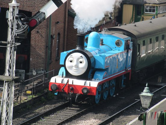 "A Day Out With Thomas"" on the ..."
