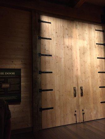 Ark Encounter Had to have big doors! & Had to have big doors! - Picture of Ark Encounter Williamstown ...