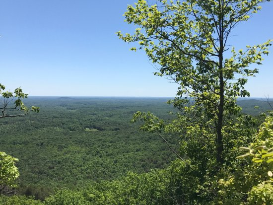 Kings Mountain, NC: Get state park outside of charlotte! We did the tower trail and it took us an hour and a half ro