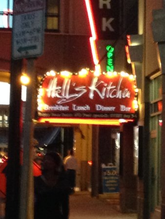 Hell S Kitchen Website Reservations