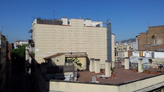 Pestana Arena Barcelona: Vista diurna