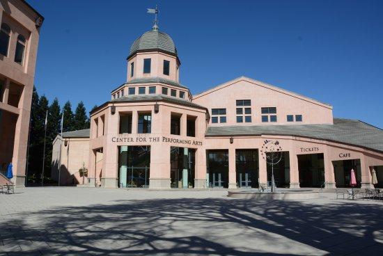Pioneer Memorial Park: CFPA (Center for Perforning Arts)