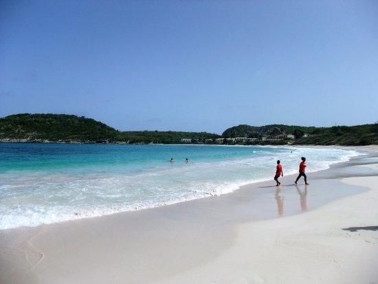 Half Moon Bay: Самый красивый и уединенный пляж