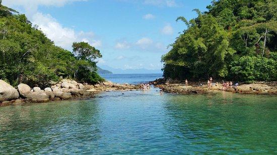 Lagoa Verde, Ilha Grande