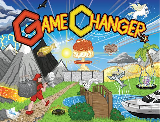 St. Catharines, Canada: Game Changer, a new game by a Canadian designer!