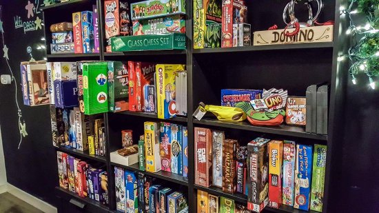 Mugs N Meeples Board Game Lounge and Escape Rooms