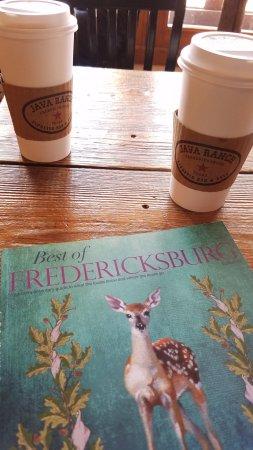 Java Ranch Espresso Bar & Cafe: Perfect!