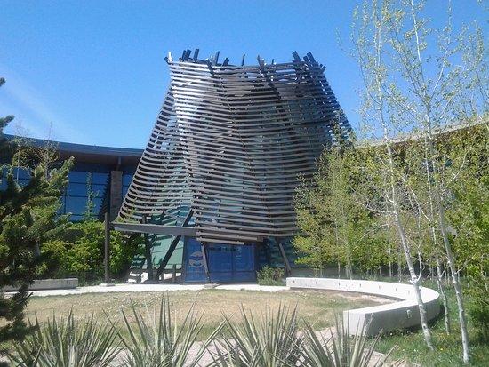 Ignacio, CO: A unique building