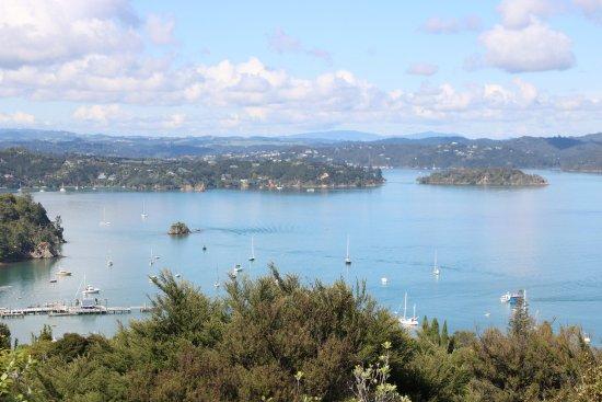 Russell, New Zealand: Russel - Flagstaff Hill 6