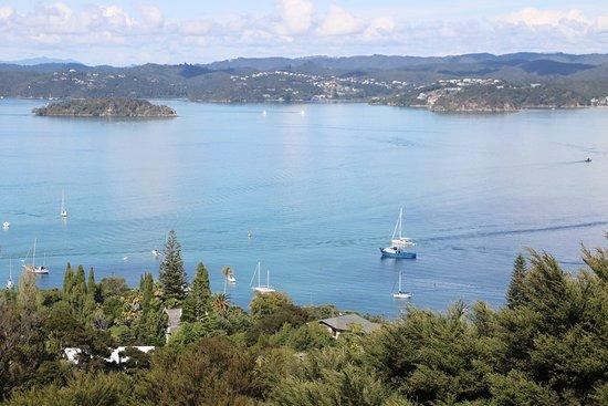 Russell, New Zealand: Russel - Flagstaff Hill 7
