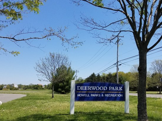 Howell, Nueva Jersey: park sign