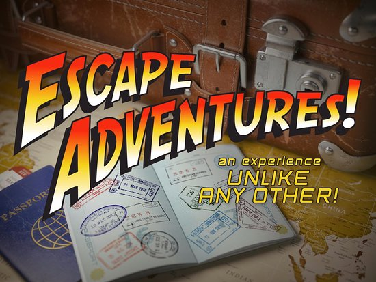 ‪Escape Adventures‬