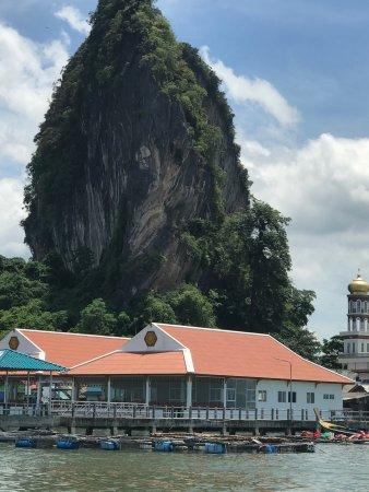 Baie De Phang Nga Thailande Carte.Thailande Koh Panyee Village Flottant Baie De Phang Nga