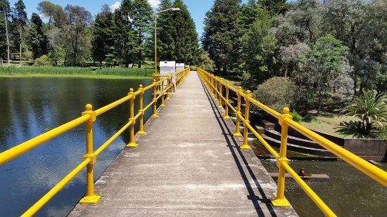 puente de la represa ose Minas