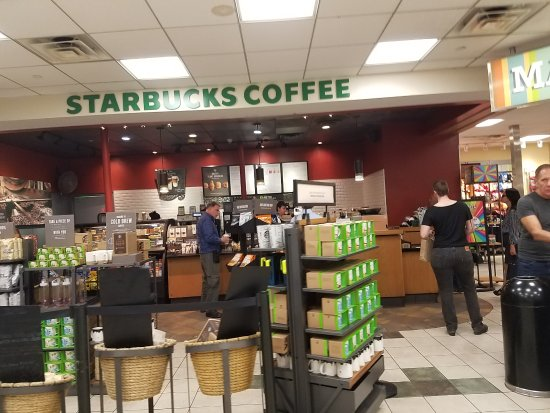 Woodbridge, Nueva Jersey: the starbucks
