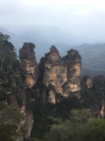 Blue Mountains, Australia: 3 sisters nsw
