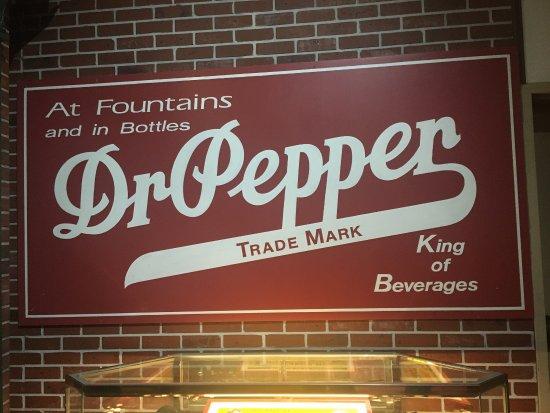 Dr Pepper Museum: photo1.jpg