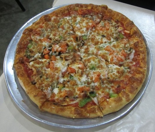 Hillsville, VA: Veggie Delight Pizza
