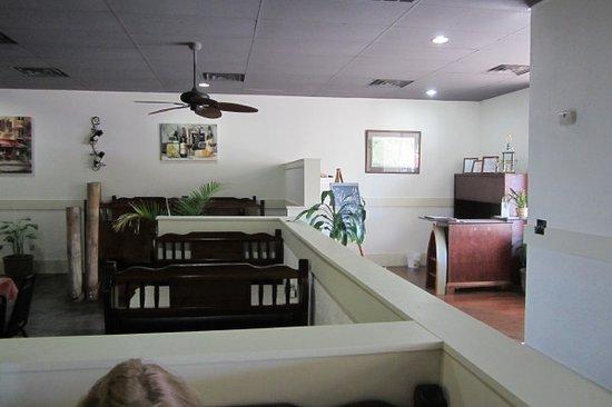 Hillsville, Wirginia: Seating Area