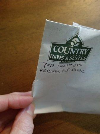 Country Inn & Suites By Carlson, Kenosha Bild
