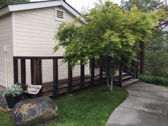 Willow Creek, CA: Our cottage - wonderful cottage