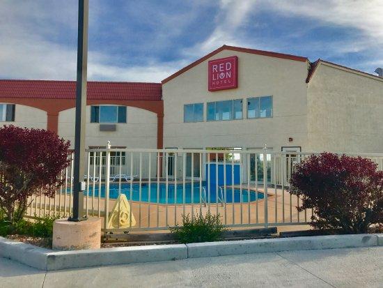 La Junta, Colorado: Outdoor pool