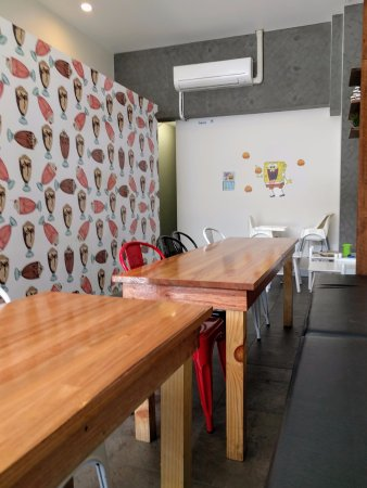 Gordon, Australia: Dining area is family friendly