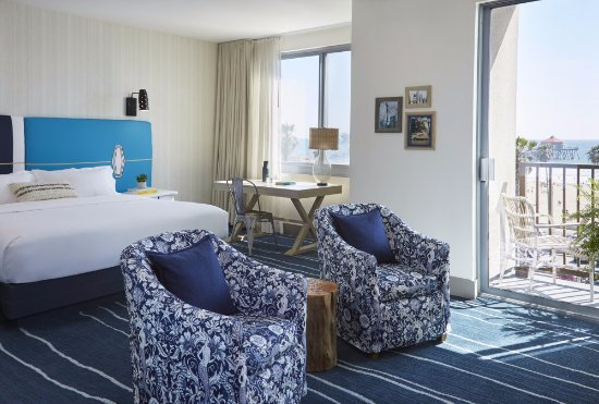 Kimpton Shorebreak Hotel: Junior Suite