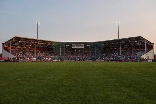 Trois-Rivieres, Kanada: Stade Stéréo +