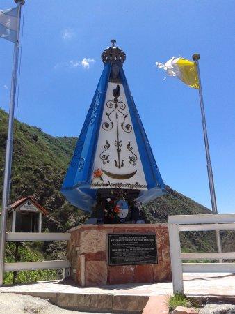 Foto De Gruta De La Virgen Del Valle San Fernando Del Valle De