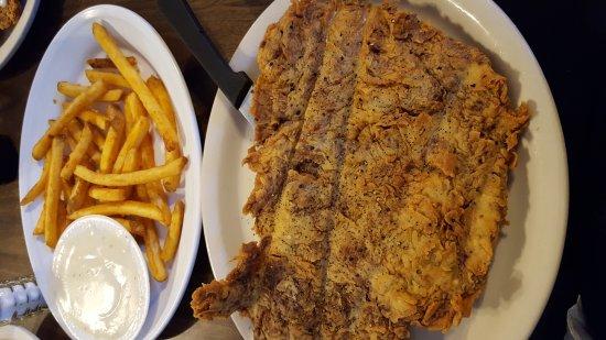 Sweetwater, Teksas: Bucks Steaks & Bar B Que