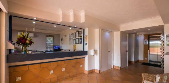 San Mateo Apartments Gold Coast: Reception