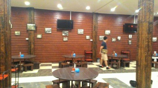 Sadao, Thailand: ร้านอาหารมาเลเซีย