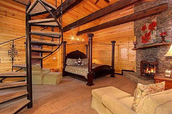 Honeymoon Hills Cabin Rentals Foto