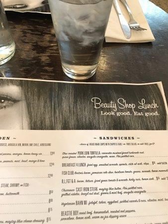 The Beauty Shop Restaurant: photo1.jpg