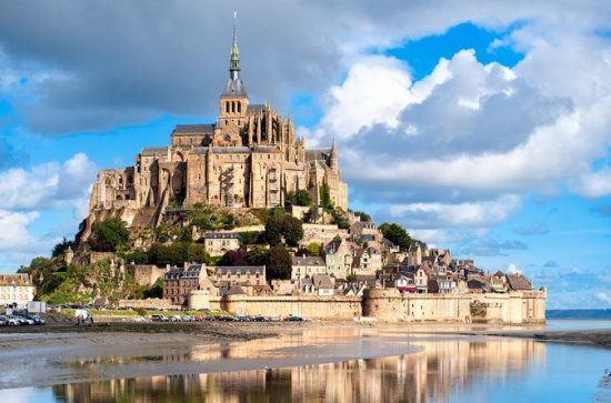 Mont St-Michel and Loire Valley...