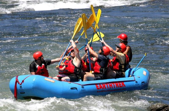 American River Rafting Day Trip...