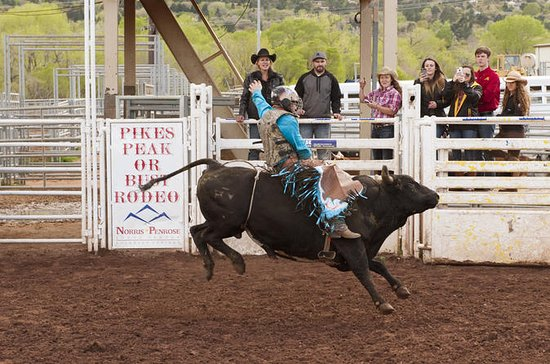 Colorado Springs Western Rodeo du...