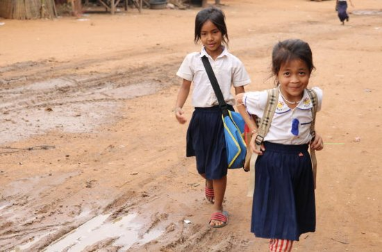 Siem Reap Kids Tour